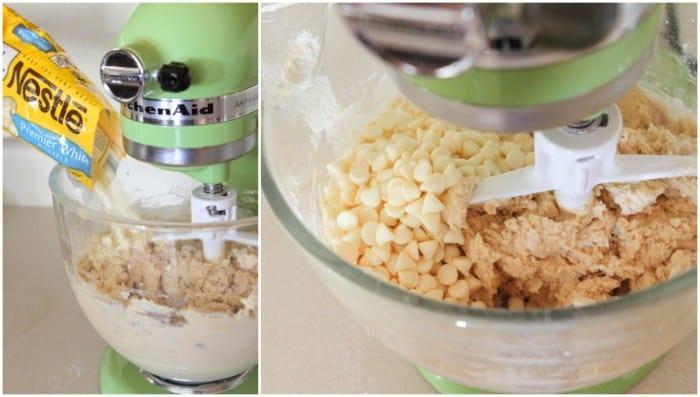 White Chocolate Lemon Pudding Cookies 6