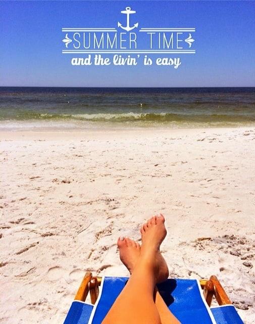Seaside Florida Trip