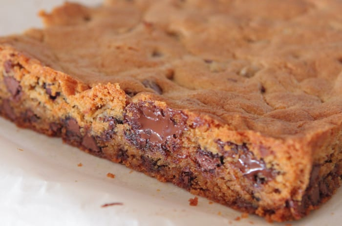 Vanilla Malted Chocolate Chip Cookie Bars-14