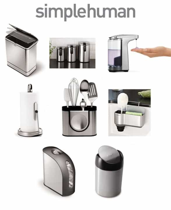 $500 Visa Gift Card and SimpleHuman Giveaway