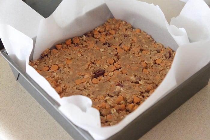 Butterscotch Oatmeal Brown Butter Cookie Bars-10