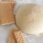 Graham Cracker S'mores Pizza Dough Recipe