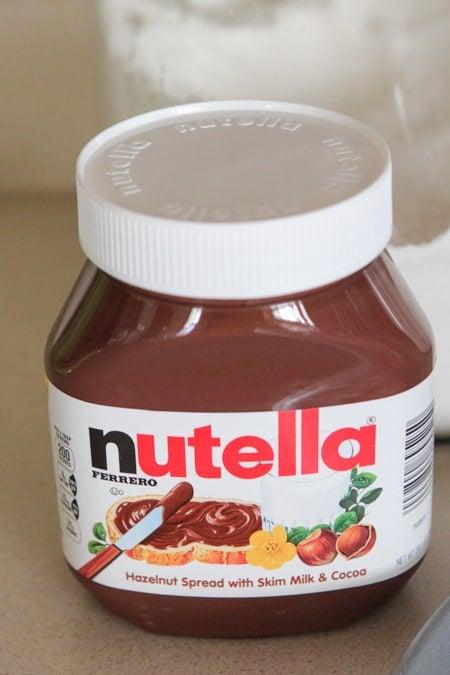 Nutella S'mores Dessert Pizza-17