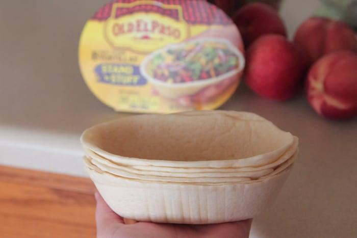 Churro Toasted Sweet Fruit Tacos-3