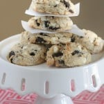 Cookies and Cream Peanut Butter Cookies