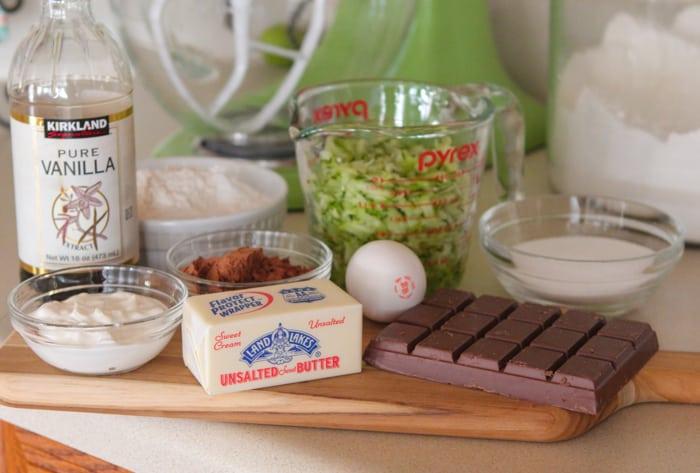 Double Chocolate Chunk Zucchini Muffins-1
