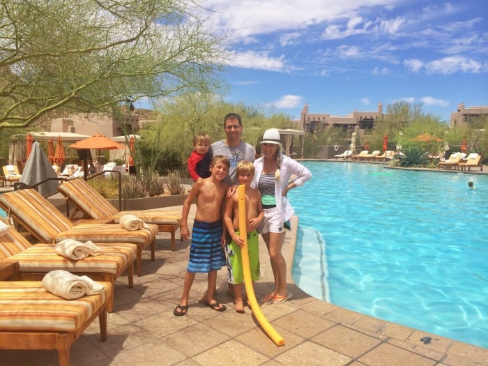 Four Seasons Resort Scottsdale AZ