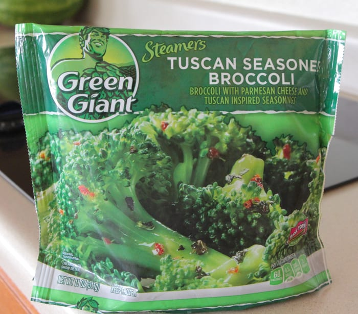 Tuscan Broccoli and Cheese Quesadilla