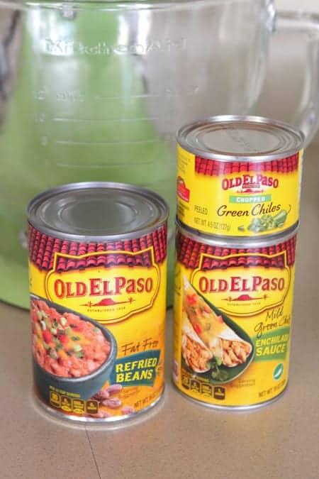 Bean and Cheese Burrito Calzone Recipe