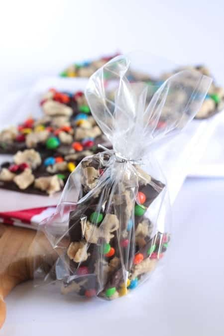 Chocolate Bark recipe