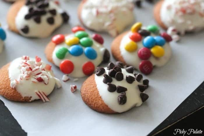 5 Minute Holiday Cookies