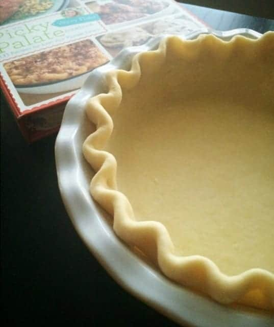 Perfect Homemade All Butter Pie Crust - Picky Palate