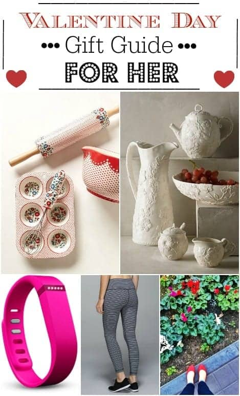 Valentine Day Gift Guide For Her 2015