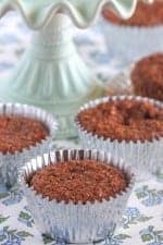 Apple Spice Carrot Muffins
