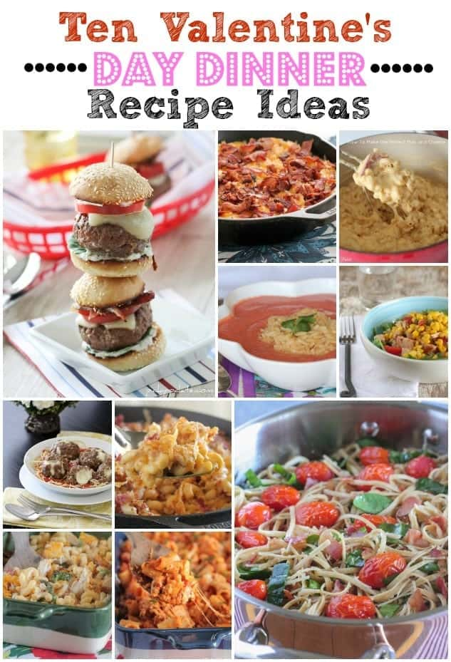 Picky palate page 42 of 200 original family style for Valentine day dinner recipe
