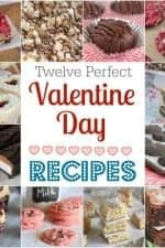 Twelve Perfect Valentine Day Recipes