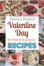Twelve Perfect Valentine Day Recipes