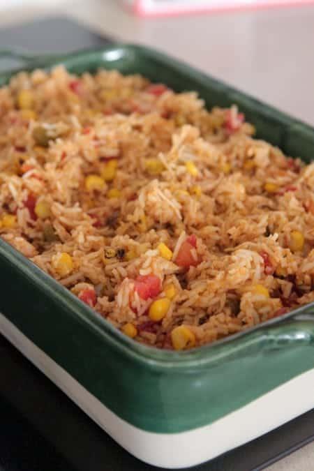 Chicken and Rice Recipe