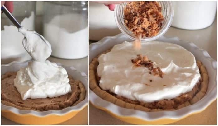 Cream Cheese Pie