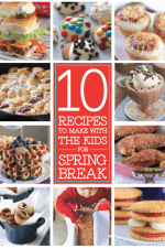 10 Spring Break Recipes To Make With The Kids