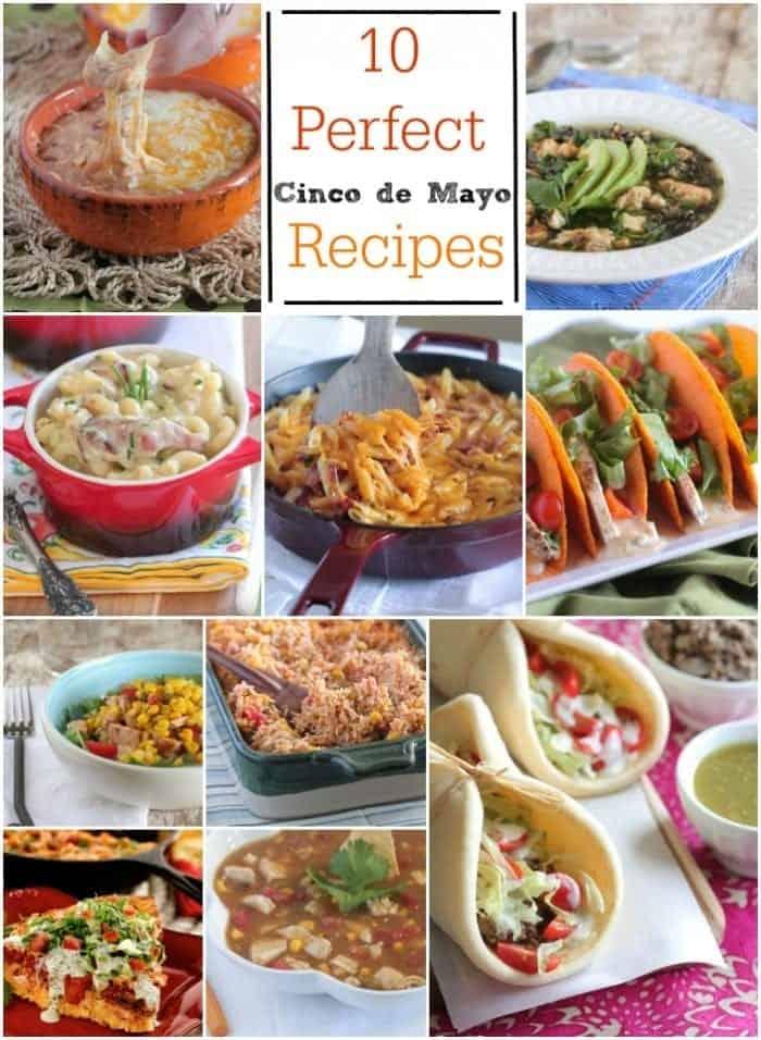 Ten Perfect Cinco de Mayo Recipes