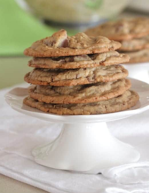 Bakery Style Oatmeal Chocolate Chunk Cookies