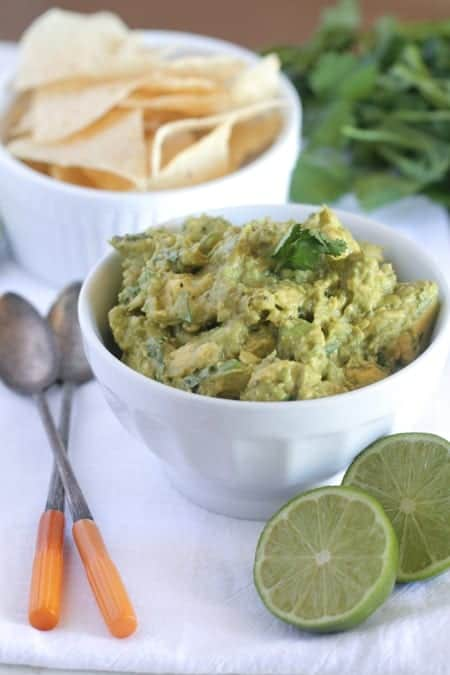 Restaurant Style Homemade Guacamole