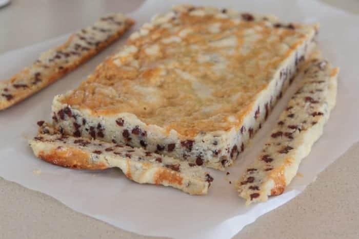 White Chocolate Peanut Butter Shortbread Magic Bars
