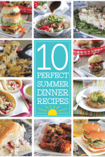 Ten Perfect Summer Dinner Recipes