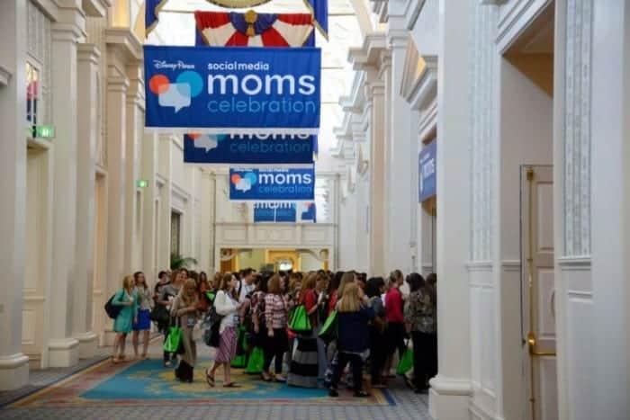 Disney Social Media Moms Celebration 2015