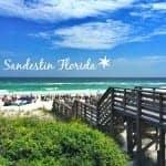 Sandestin Florida Vacation
