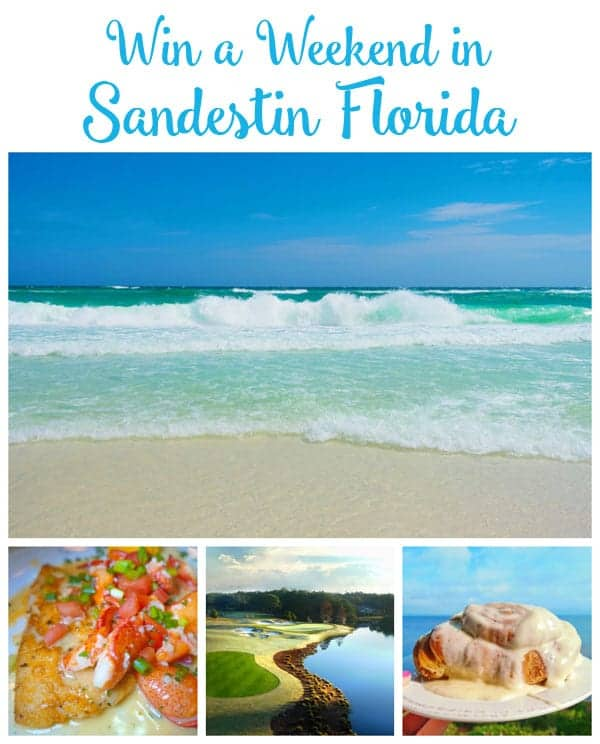 Sandestin Florida Vacation
