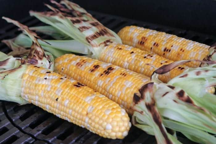 Creamy Taco Grilled Corn on the Cob