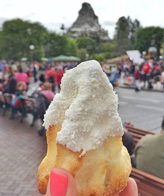 You Have to Eat this at Disneyland