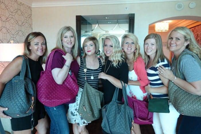 Four Seasons Las Vegas Girl's Trip