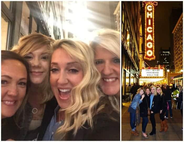 Girl's Weekend in Chicago