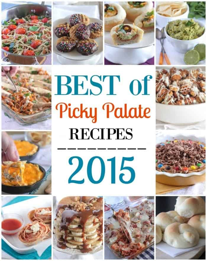 Best of Picky Palate Recipes 2015