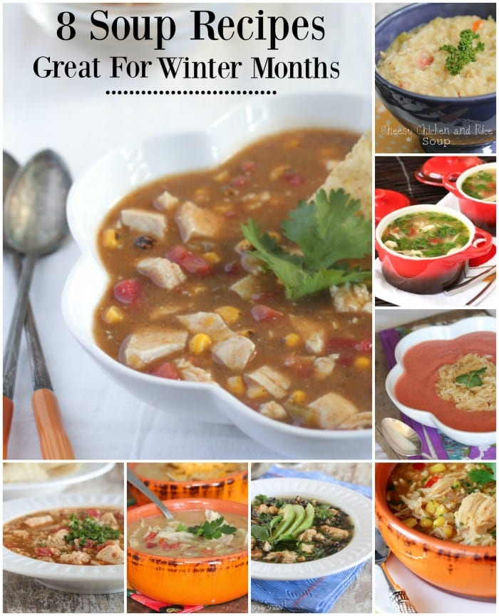 8 Soup Recipes Great For Win