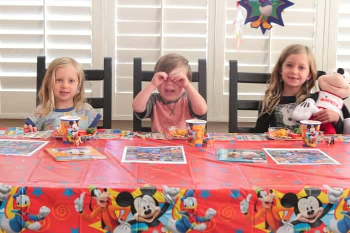 Mickey Mouse Preschool Playdate