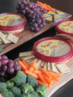 Hummus Plate Recipe