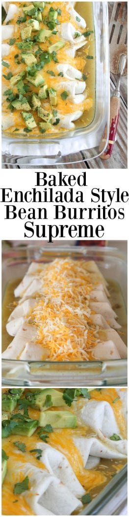 bean burrito recipe