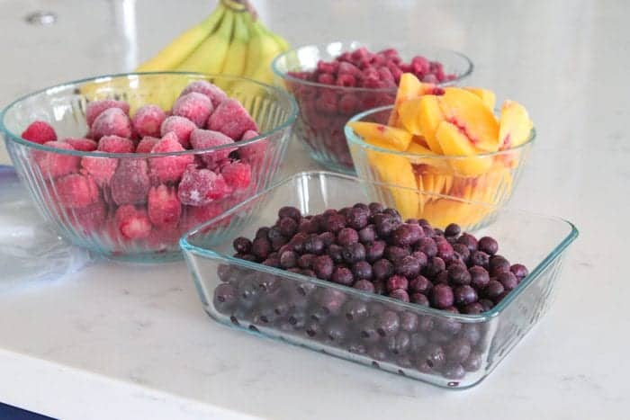 Make Ahead Freezer Smoothie Packs