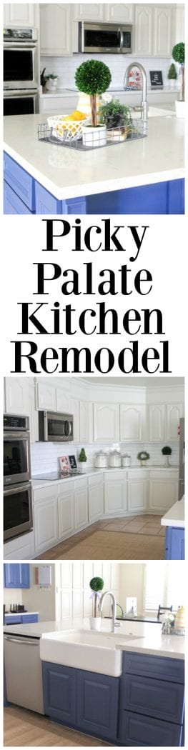 Picky Palate Kitchen Remodel