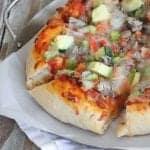 Homemade Supreme Pizza