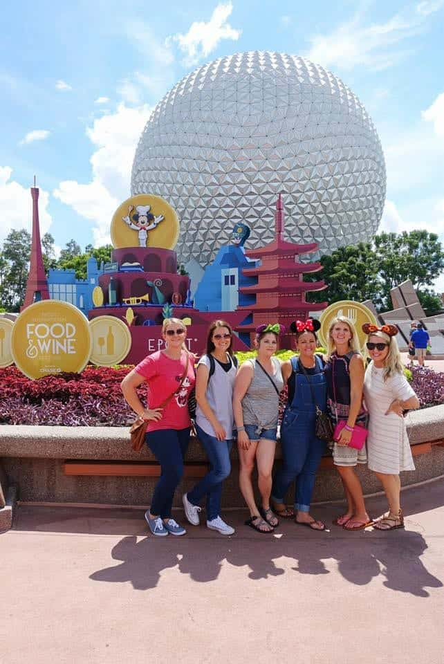 Walt Disney World Food Blogger Trip