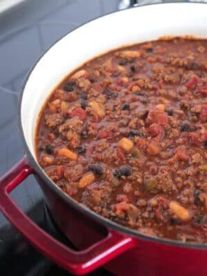 Perfect Weeknight Chili Recipe