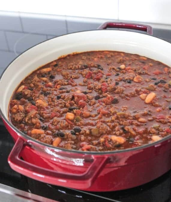 Weeknight Chili Recipe