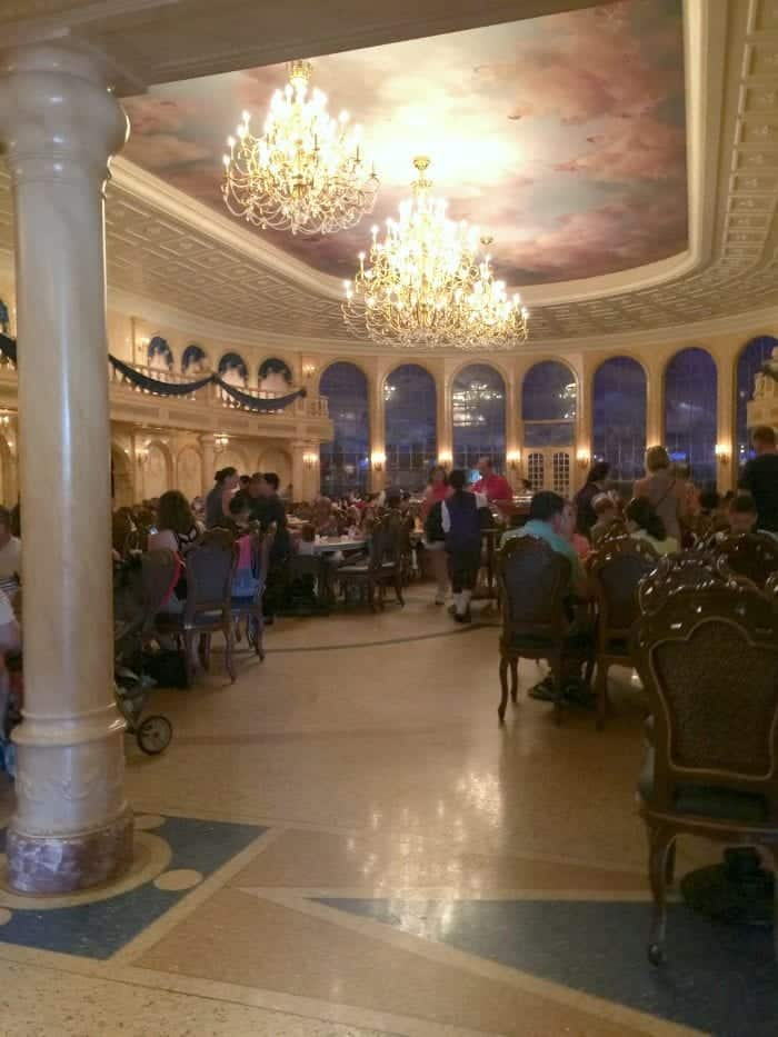 Be Our Guest Restaurant Walt Disney World Resort