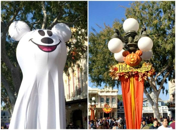 Mickey's Halloween Party Disneyland Park