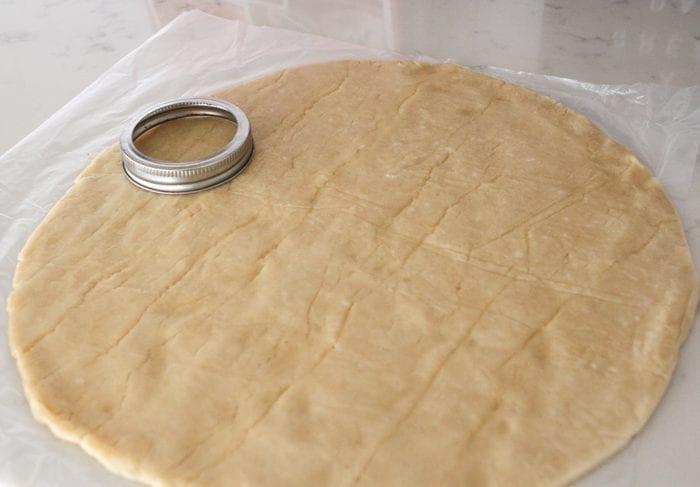 Peanut Butter Apple Hand Pies